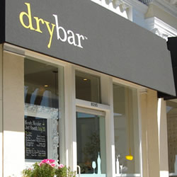 Dry Bar for a girls' night out