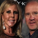 Vicki Gunvalson arrives at Patti's Birthday Bash