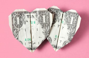 money heats: does money matter in love?
