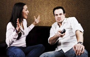 Man ignores girl, he's just not that into her