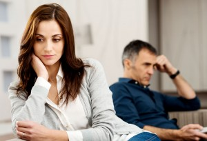 Woman ponders trying to change her partner