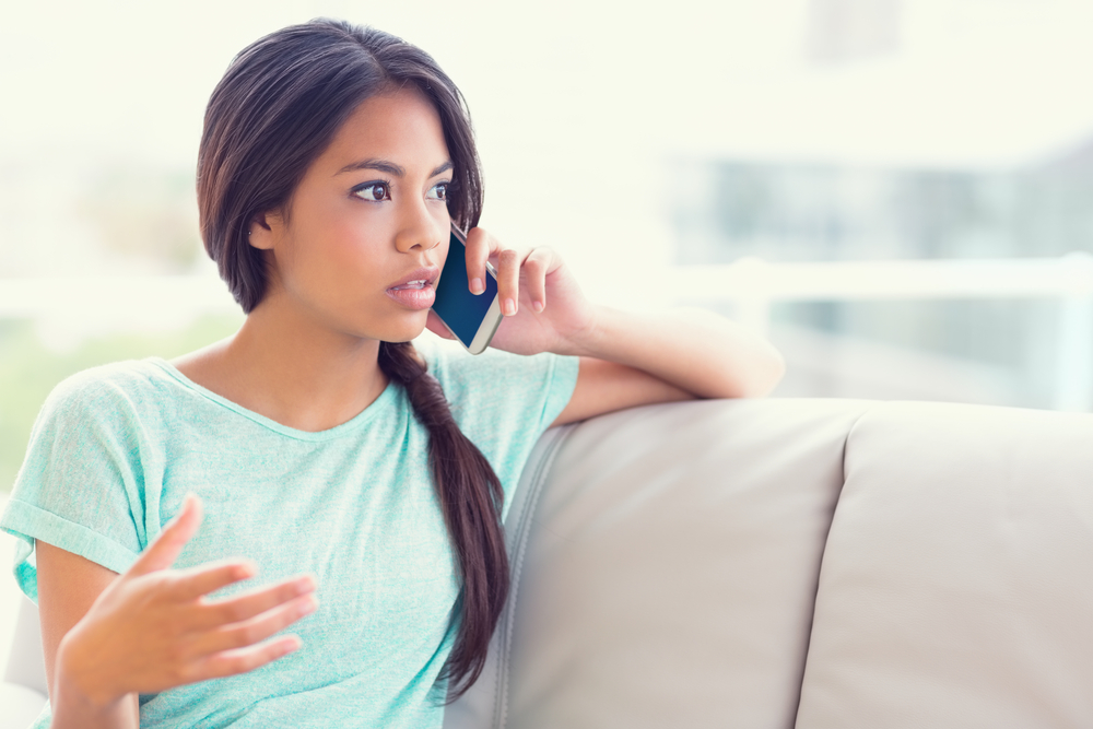 serious-girl-on-phone
