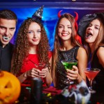 Why every single girl needs to host a Halloween party