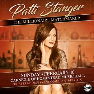 Patti Stanger Live
